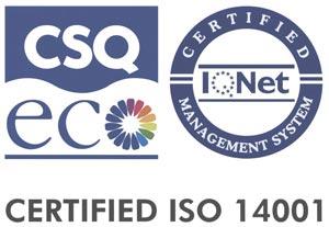 Certificazione Csq Eco